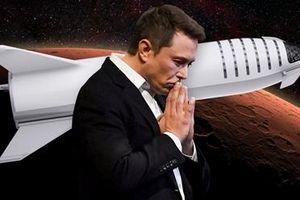 Cận cảnh kế hoạch chinh phục sao Hỏa trong 100 năm của SpaceX