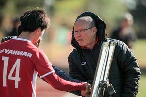 HLV Park Hang - seo: 'Sau chu kỳ 10 năm, đội tuyển Việt Nam muốn lặp lại kỳ tích đoạt vô địch AFF Cup'