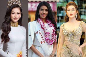 Thành tích của người đẹp Việt tại 6 đấu trường nhan sắc lớn nhất thế giới