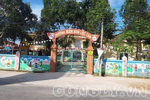 Những khoản được thu và không thu tại Trường mầm non Lộc Tân