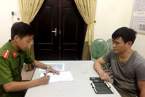 Nghệ An: Bắt giữ đối tượng truy nã đặc biệt nguy hiểm
