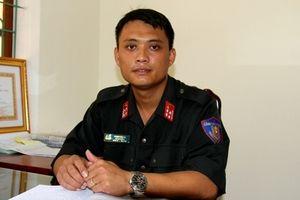 Đại đội trưởng Cảnh sát cơ động và những lần 'đấu trí' với tội phạm manh động