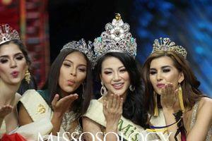 Tiết lộ những điểm mạnh giúp Phương Khánh đăng quang Hoa hậu trái đất 2018