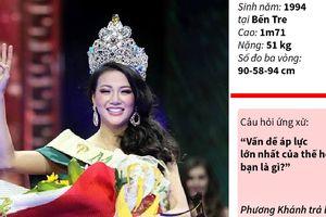 Người đẹp Việt Nam lần đầu đăng quang Hoa hậu Trái Đất