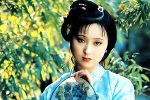Cuộc đời buồn của bóng hồng đóng Lâm Bảo Ngọc trong 'Hồng lâu mộng'