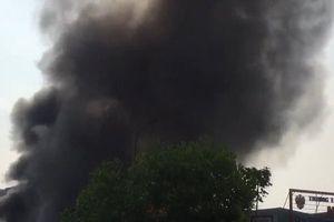 Hải Dương: Hé lộ nguyên nhân khiến nhà hàng Hoàng Gia bốc cháy dữ dội