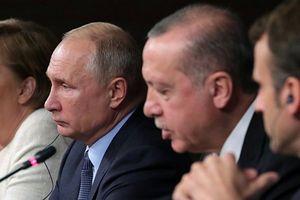 Toan tính khác biệt của Nga và 3 'ông lớn' trong giai đoạn cuối của cuộc chiến ở Syria