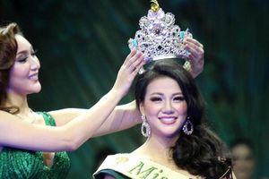 Phương Khánh đăng quang Hoa hậu Trái đất, Nam Em hành động bất ngờ