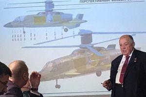 Nga 'vô tình để lộ' thiết kế vũ khí tương lai
