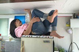 Bê vợ đặt lên nóc tủ lạnh mỗi khi vợ 'lệch sóng', người chồng khiến cánh mày râu hưởng ứng rần rần với chiêu trị vợ cực sáng tạo