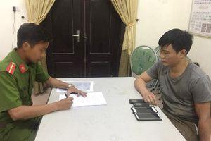 Bắt giữ thành công đối tượng truy nã cực nguy hiểm ở Nghệ An