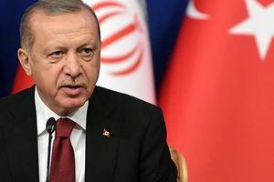 Tổng thống Thổ Nhĩ Kỳ cáo buộc thế lực đứng sau vụ sát hại nhà báo