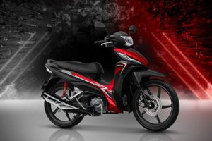 Honda Wave RSX 110 FI bổ sung màu mới, cạnh tranh Yamaha Sirius
