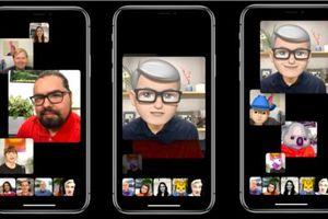 Một số thiết bị iOS đời cũ sẽ không được hỗ trợ Facetime nhóm