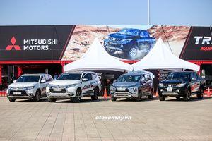 'Mitsubishi eXperience day'; trải nghiệm kỳ thú các dòng xe Mitsubishi
