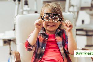 Mẹo để duy trì sức khỏe thị lực cho trẻ