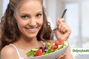 Kế hoạch ăn uống cho cô gái tuổi teen để quản lý trọng lượng dễ dàng