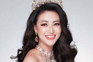 Nhan sắc nóng bỏng của tân Hoa hậu Trái đất 2018 Nguyễn Phương Khánh