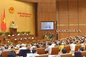 Tuần tới, Quốc hội cho ý kiến một số dự án Luật quan trọng