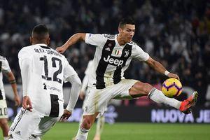 Ronaldo kiến tạo, Juventus nhẹ nhàng đánh bại Cagliari
