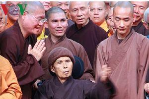 Thiền sư Thích Nhất Hạnh và nguyện vọng cuối đời