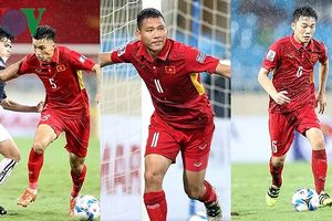 Danh sách chính thức 23 tuyển thủ Việt Nam dự AFF Cup 2018
