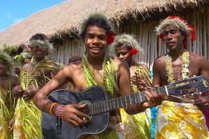 Quyết định lịch sử của người dân New Caledonia