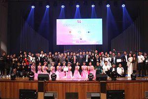Ngày hội của sinh viên Việt Nam tại Hàn Quốc