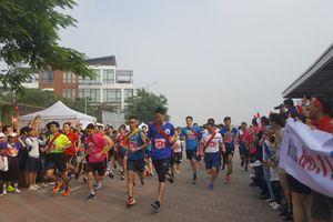 200 vận động viên dự cuộc thi chạy Ekiden 'Nhật Bản trong lòng Việt Nam'