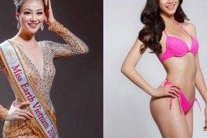 Thân hình nóng bỏng, số đo 3 vòng cực chuẩn của tân Miss Earth đến từ Việt Nam