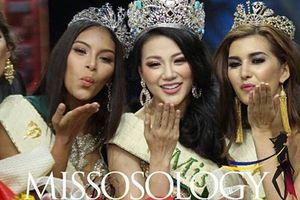 Hai người đàn ông đứng sau thành công của Hoa hậu Trái đất 2018 Nguyễn Phương Khánh là ai?