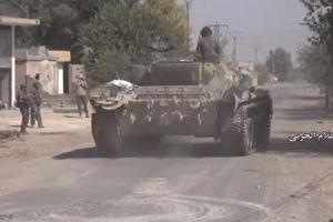 11 quân nhân Nga thiệt mạng trong vụ tấn công đẫm máu của IS ở Syria?