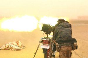 Súng máy sát thủ của Trung Quốc làm mưa làm gió tại Trung Đông