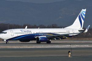 Máy bay Boeing 737 của Nga hạ cánh khẩn cấp do nứt kính chắn gió