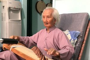 Nhạc sư Vĩnh Bảo và cuộc 'lêu bêu làm khách trăm năm'