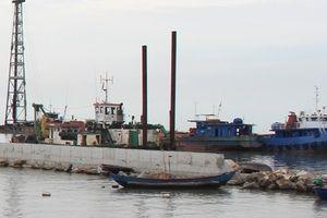 Huế từ chối cho doanh nghiệp nhận chìm 700.000 m3 bùn xuống biển