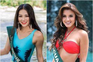 Miss Earth của Phương Khánh từng dính bê bối mua giải, dao kéo