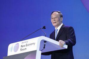 Ông Vương Kỳ Sơn: Trung Quốc sẵn sàng đàm phán với Mỹ