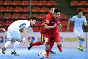 Highlights ĐT Việt Nam 9-0 ĐT Brunei: Giải futsal Đông Nam Á 2018