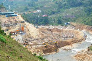'Dự án thủy điện Bản Hồ vi phạm Luật Xây dựng'