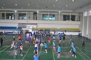 LĐLĐ tỉnh Bắc Kạn giao lưu thể thao Khối thi đua Mặt trận Tổ quốc và các đoàn thể tỉnh