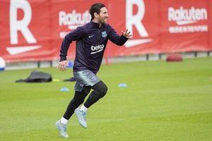 Messi hồi phục thần tốc, sẵn sàng ra sân gặp Inter Milan