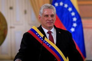 Chủ tịch Cuba và Phu nhân thăm Việt Nam
