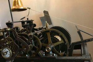 Độc đáo cỗ máy thời gian của trời Âu ở Hà Nội
