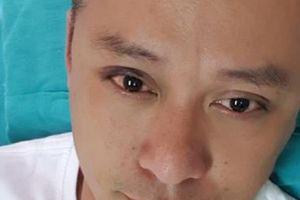 Tuấn Hưng nhập viện, vận xui chưa 'buông tha' sau vụ siêu xe gặp nạn