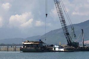 Tổng cục Biển và hải đảo trả lời đề nghị nhận chìm 700.000m3 bùn thải