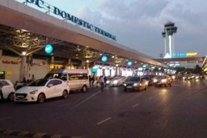 Hai nữ tiếp viên hàng không 'choảng nhau' ở sân bay Tân Sơn Nhất