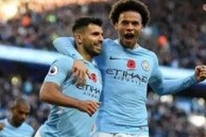 Thắng đậm Southampton 6-1, Man City độc chiếm ngôi đầu
