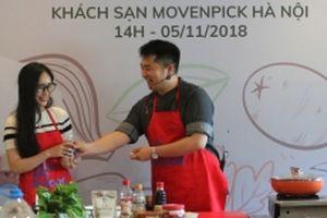 Giao lưu nghệ thuật ẩm thực Việt Nam- Hàn Quốc tại Hà Nội