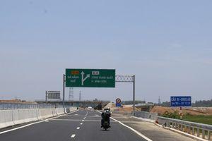 Đường cao tốc Đà Nẵng – Quảng Ngãi: VEC phản hồi thông tin 'sụt lún'
